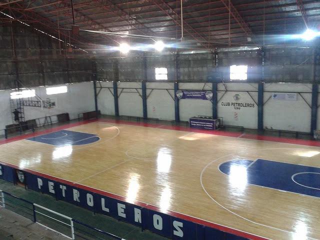 Estadio Cubierto del Club Petroleros YPF de Mendoza3