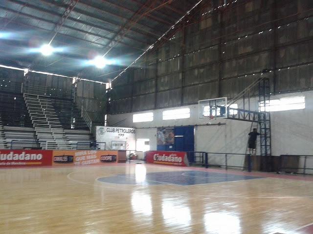Estadio Cubierto del Club Petroleros YPF de Mendoza2