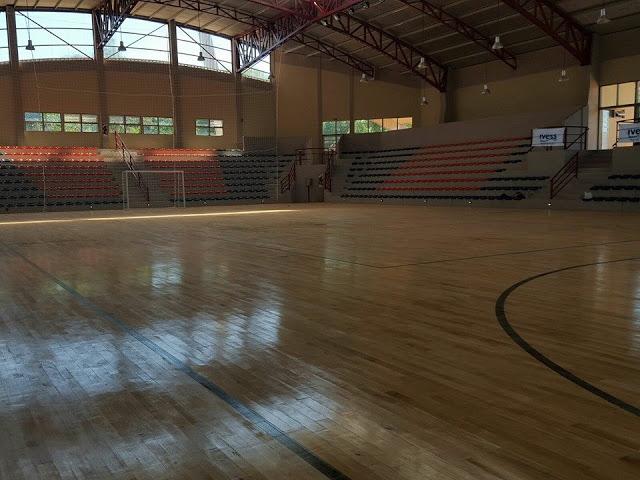 Polideportivo Municipal Universitario de Eldorado1