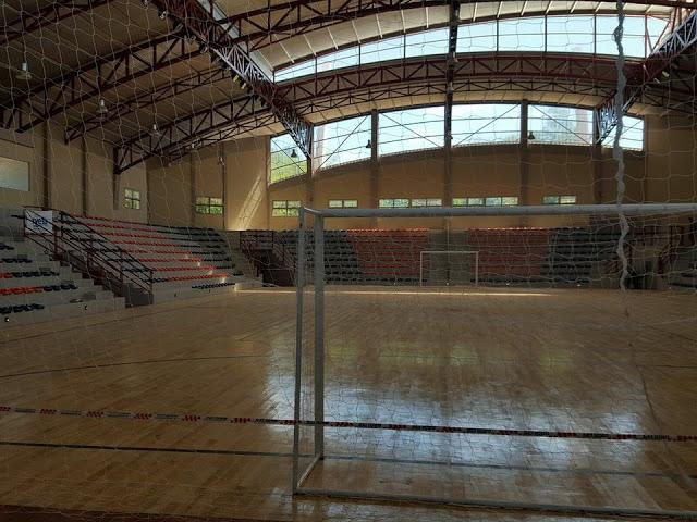 Polideportivo Municipal Universitario de Eldorado4