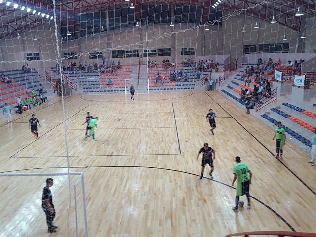 Polideportivo Municipal Universitario de Eldorado5