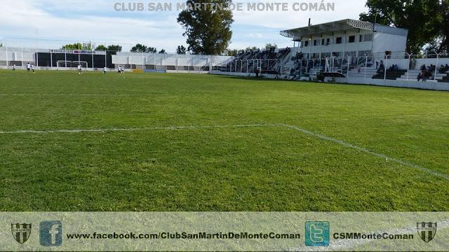 cancha de San Martín de Monte Comán 3