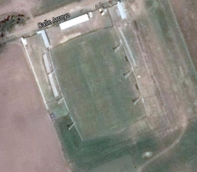 cancha de Argentino Agropecuario de Casares google map