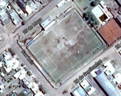 cancha de Ateneo Vecinos de General Cabrera google map