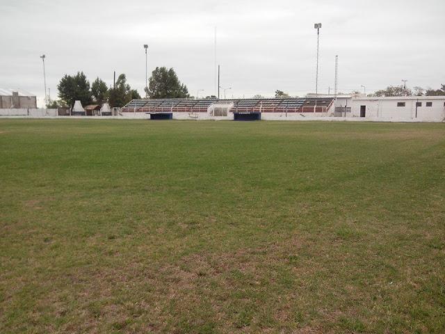 cancha de Atlético Villegas platea