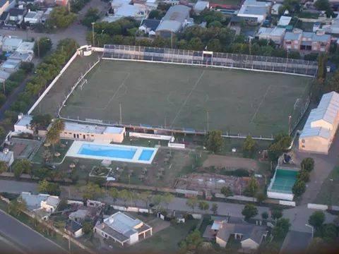 cancha de Atlético Villegas vista aerea