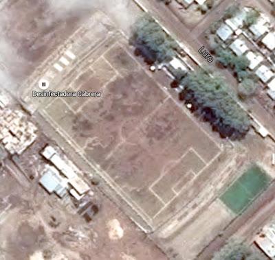 cancha de Atlético Santa Rosa de La Pampa google map
