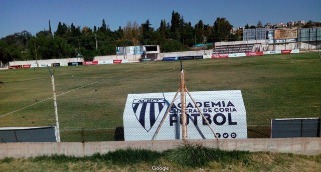 cancha Academia Chacras de Coria