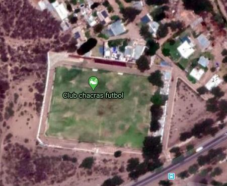 Academia Chacras Coria google map