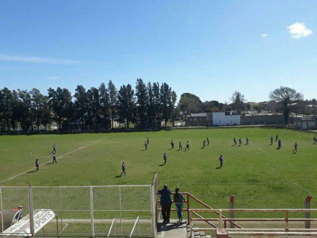 estadio Alumni de Casilda