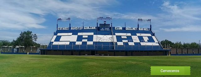 Argentino Quilmes Rafaela tribuna
