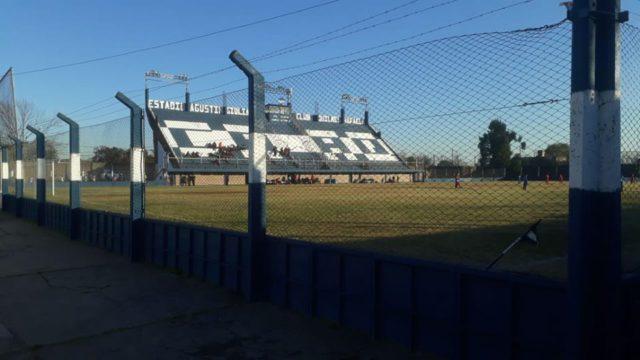 estadio Argentino Quilmes tribuna