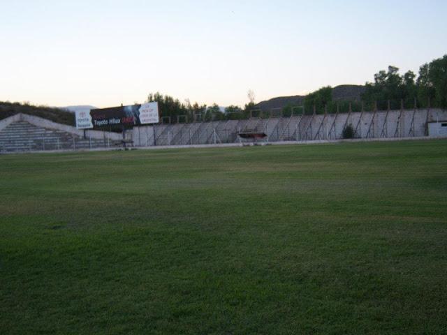 Estadio de Academia Chacras de Coria tribunas