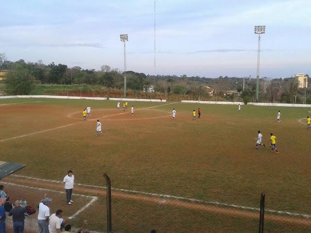 Estadio de la Liga de Fútbol de Puerto Iguazú2