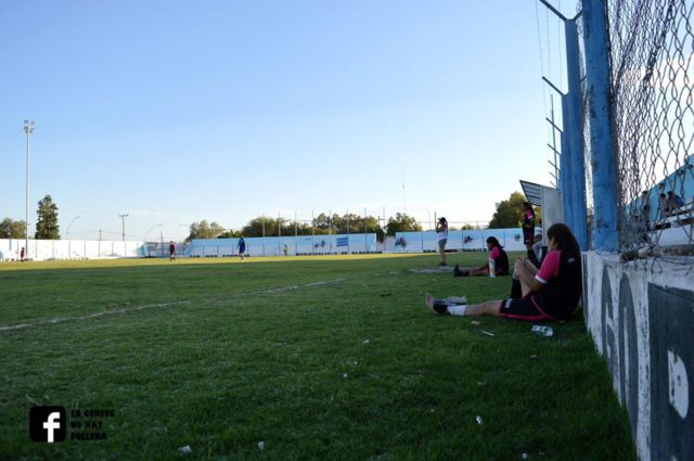 estadio municipal Albardón