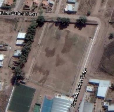 cancha de Fray Luis Beltrán google map