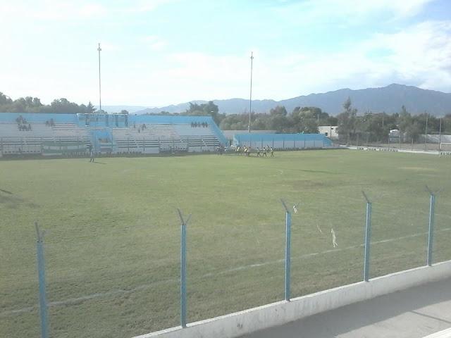 Polideportivo Municipal de Albardón tribunas