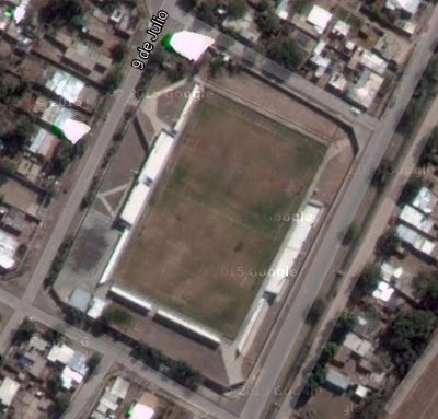 Polideportivo Municipal de Albardón google map
