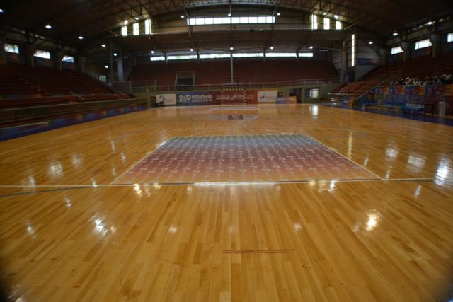 polideportivo municipal montecarlo