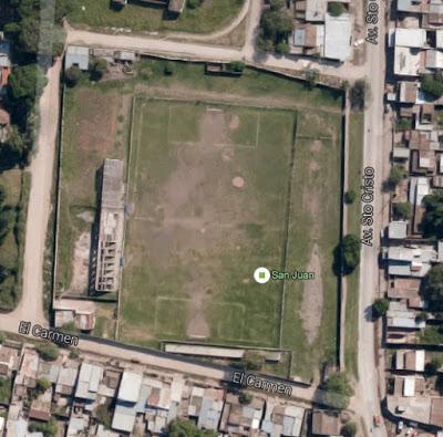 cancha de San Juan de Tucumán google map
