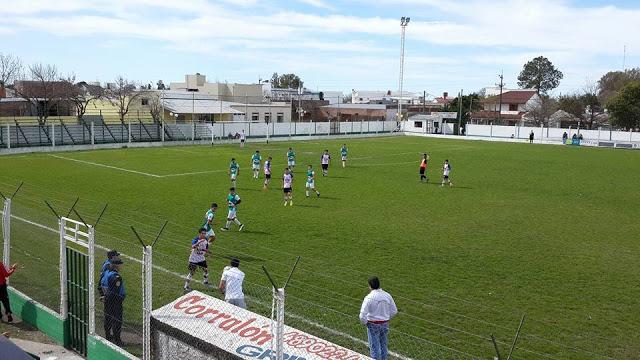 Estadio de Unión Agrarios Cerrito tribuna