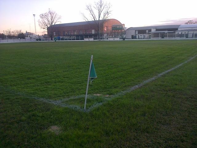 Estadio de Unión Agrarios Cerrito tribunas2