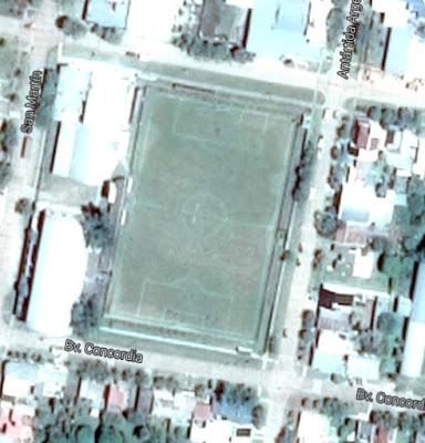 Estadio de Unión Agrarios Cerrito google map