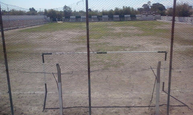 cancha de Sportivo Arbol Verde de San Juan1