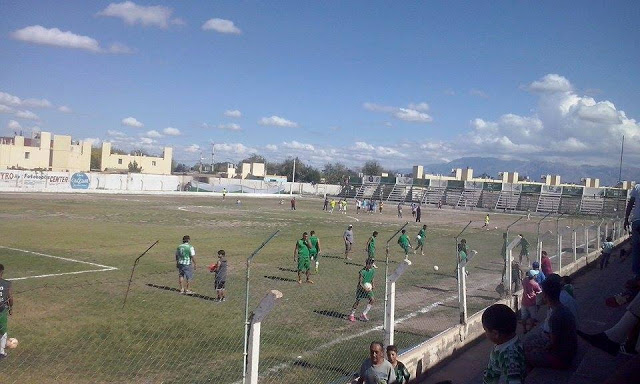 cancha de Sportivo Arbol Verde de San Juan3