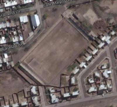 Sportivo Arbol Verde google map