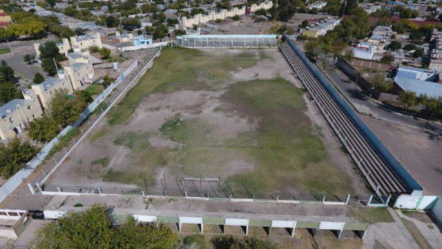estadio Sportivo Arbol Verde
