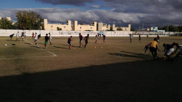 cancha Sportivo Arbol Verd San Juan