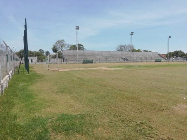Atletico Laguna Blanca tribuna