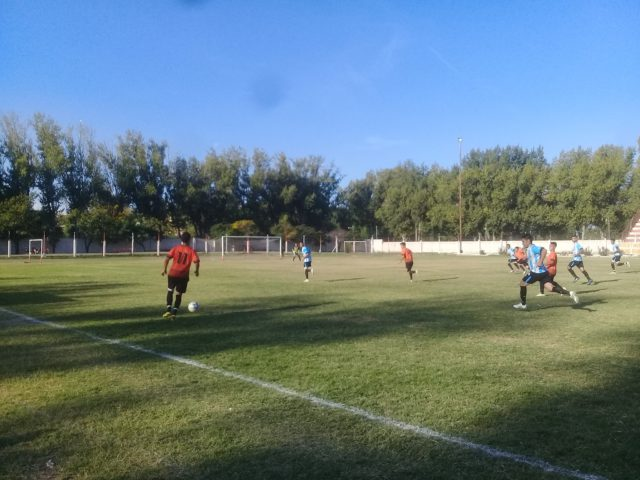 cancha Centro Deportivo Rivadavia