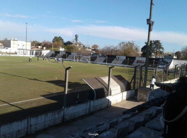Mariano Moreno Junín tribuna