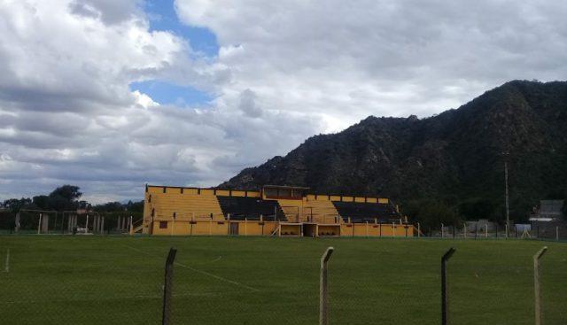 estadio Peñarol Belén tribuna
