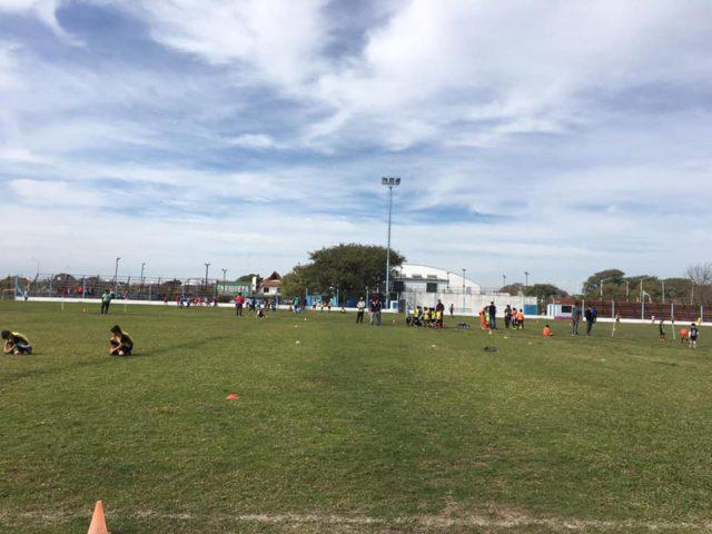 Estadio club Social Federación