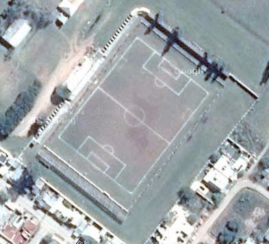 cancha de Atlético Charata google map