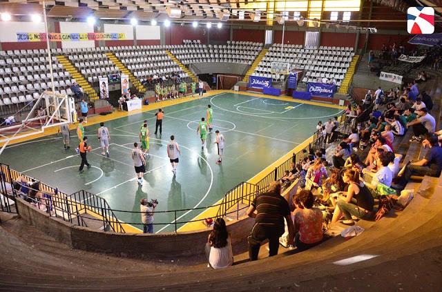 Estadio Cubierto del Colegio Corazón de María1