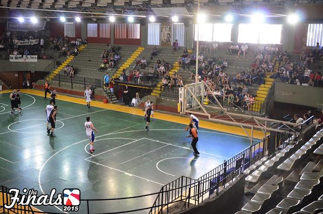 Estadio Cubierto del Colegio Corazón de María2
