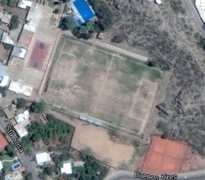 cancha de Independiente de Chilecito google map