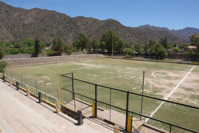 cancha de Peñarol de Belén tribuna2