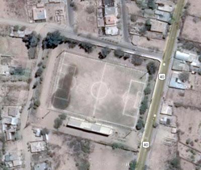 cancha de Peñarol de Belén google map