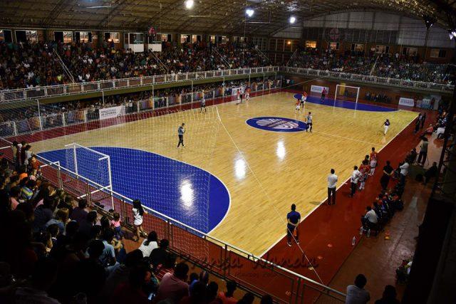 polideportivo municipal de wanda