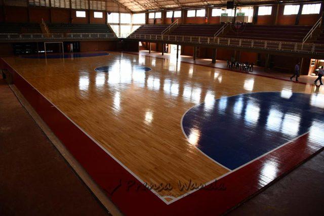 Estadio Polideportivo Municipal Wanda