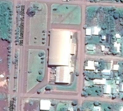 Polideportivo Municipal de Wanda google map