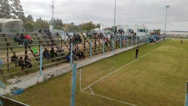 cancha de Social Federación tribunas