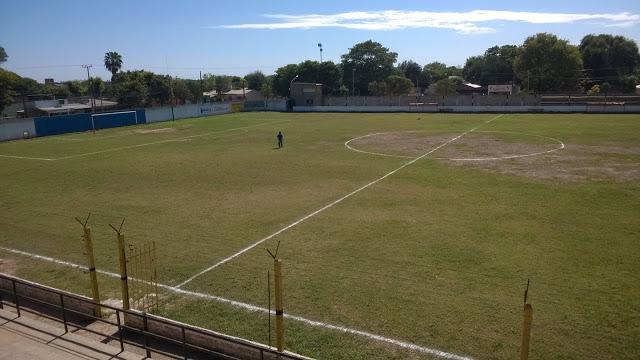 cancha de Sportivo Pampa de Chaco1