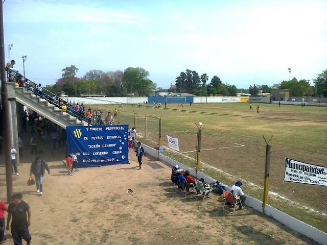 cancha de Sportivo Pampa de Chaco4