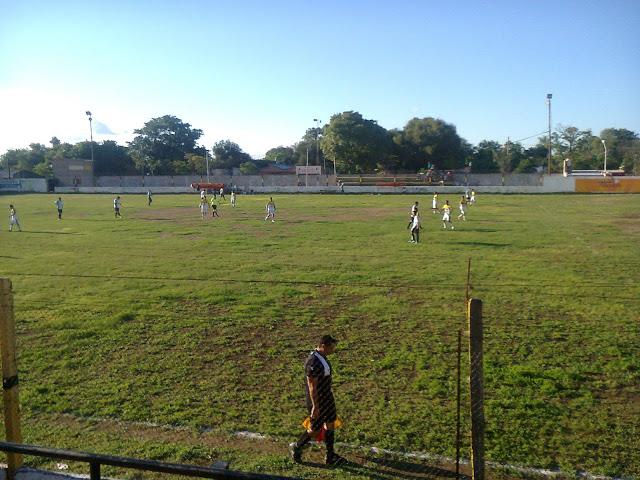 cancha de Sportivo Pampa de Chaco2